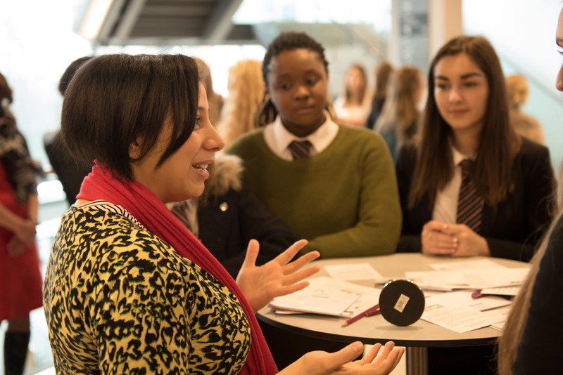 Can you spare 1 hour a year to talk to young people about your career?