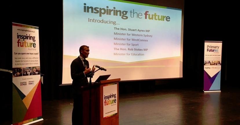 Inspiring the Future launchesnationally