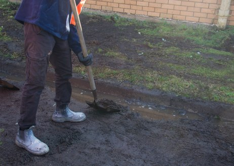 Work Placement student young people learning work skills